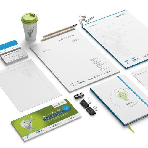 Corporate Design: Thüringer Agentur für die Kreativwirtschaft