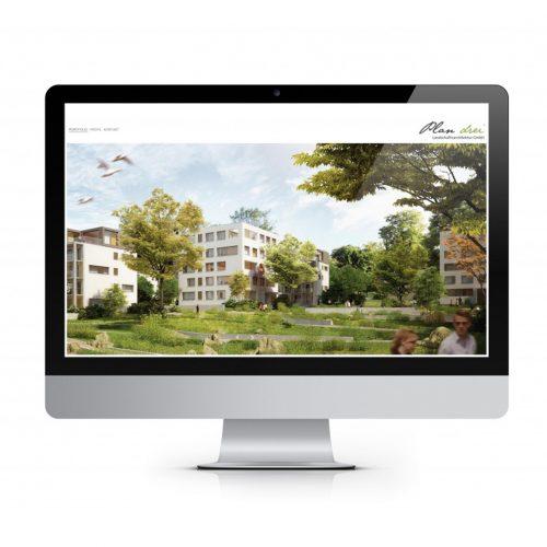 Website: plan drei landschaftsarchitekten