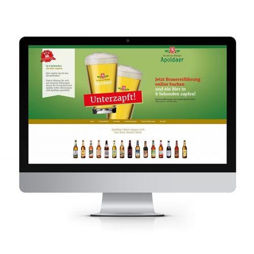 Website: Vereinsbrauerei Apolda