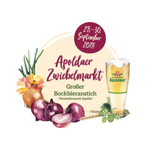 Design: Apoldaer Zwiebelmarkt